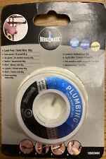 Bernzomatic Plumbing Silver Bearing Solder 118 Diameter Ssw300