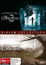 The Conjuring / The Conjuring 2  Brand new, Genuine & unSealed  - Free Post D51