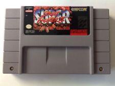 PC - & Video-Kampfspiele für Nintendo SNES-Angebotspaket