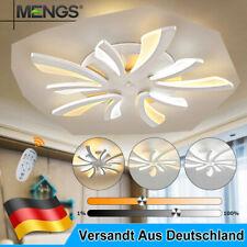 35W LED Deckenleuchte Deckenlampe Dimmbar Kronleuchter Deckenlicht Fernbedienung