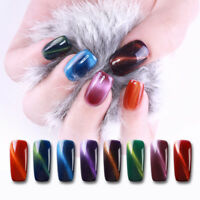 10ml Nail Magnetic Art Cat Eye UV Gel Polish Soak Off  Magic  Born Prett