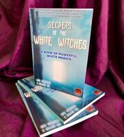 SECRETS OF THE WHITE WITCHES Finbarr Magick Van & Richardson Occult Spells Magic