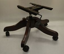 Captains chair/ Office chair replacement swivel / tilt / height adjusting base
