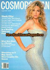 Cosmopolitan 8/91,Rachel Williams,August 1991,NEW