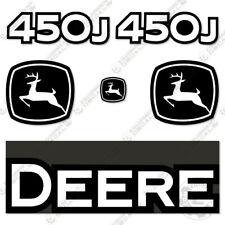 John Deere 450j Decal Kit Crawler Tractor Dozer Replacement Stickers 3m Vinyl