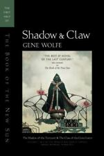 Shadow and Claw:The First Half of the Book of the New Sun by Gene Wolfe-PBK