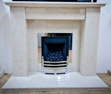 """Duodena Marble Fireplace 48"""" Inch suite"""
