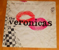 The Veronicas The Secret Life of…Poster 2-Sided Flat 2006 Promo 12x12 RARE