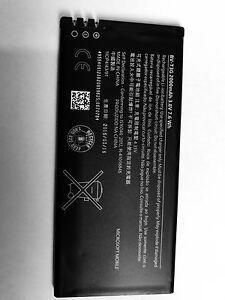 New Genuine Microsoft Battery For Lumia 650 Original Microsoft BV-T3G 2000mAh