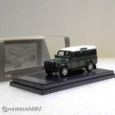 Land Rover Defender 110 Dark Green Master 1/64