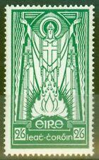More details for ireland 1937 2s6d emerald green sg102 fine & fresh mtd mint