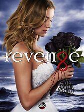 Revenge (2013) Season 3 ABC TV Poster (24x36) - Madeleine Stowe, Emily VanCamp