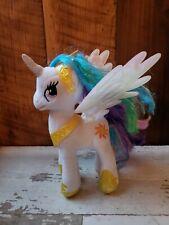 "TY My Little Pony Princess Celestia Sparkle Beanie Babies Collection 9"""