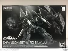 Premium Bandai RG 1/144 Expansion Set for RG Sinanju MSN-06S Zeon Gundam Unicorn