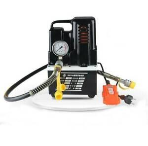 QQ-700 Hydraulic pump Portable hydraulic oil pump Electric pump 2L 3700RPM 220V