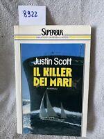 Justin Scott Il Killer Del Mare
