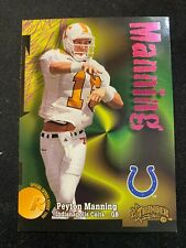 New listing 1998 Score #233 Peyton Manning Rc Colts Rookie Tennessee Vols HOF