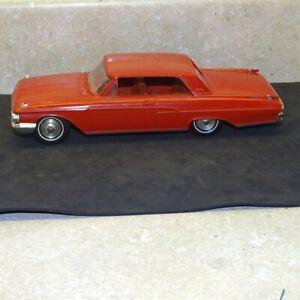 Vintage 1962 Mercury Monterey 2 Door Dealer Promo Car, Hard Top