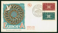 Mayfairstamps France FDC 1963 Europa Cept Combo Strasbourg First Day Cover wwr_0