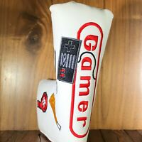 Limited Edition Golf Putter Cover