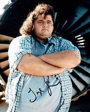 Jorge GARCIA SIGNED Autograph 10x8 LOST Actor Photo AFTAL COA Hugo Hurley REYES