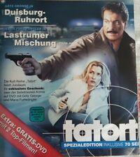 DVD Tatort Duisburg Ruhrort / Lastrumer Mischung mit Götz George als Schimanski