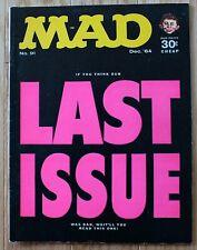 Mad Magazine December 1964;