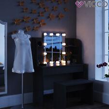 Schminktisch Mit Spiegel Und Beleuchtung Günstig Kaufen Ebay
