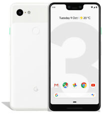 "5%25 OFF - Google Pixel 3 XL (6.3"") G013C - 64GB - Clearly White (Unlocked)"