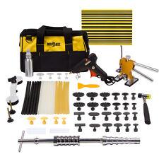 PDR Paintless Repair Dent Hail Slide Hammer+Puller Lifter Removal Tools Glue Gun