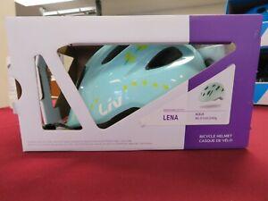 Giant LIV LENA kids Helmet SIZE 46-51 cm BLUE NEW