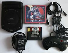 Sega Multimega Console Bundle With Games Controller Mega CD Megadrive Combined