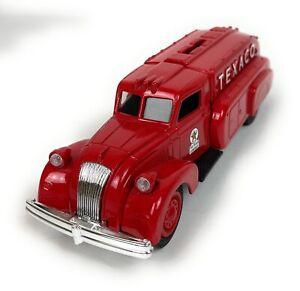 NIB 1993 Collectibles Die Cast Car Texaco 1939 Dodge Airflow Coin Bank ERTL