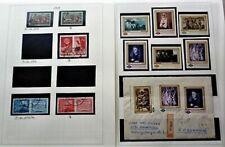 Rumänien - Sammlung aus 1949 bis 1979 - gestempelt°/postfrisch**/*