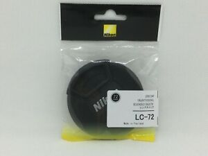 【 Brand New Euro Asia Free Shipping 】 Nikon Lens Front Cap 72mm LC-72 From JAPAN