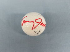 Tommy Jacobs Signed Golf Ball COA