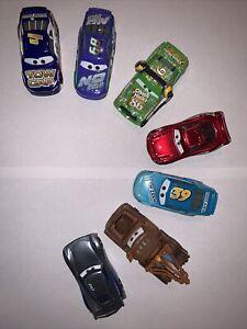 disney pixar cars diecast lot used