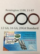 Three Remington 1100, 1187, 11-87 12ga 16ga 20ga Barrel Gas Seal Viton O-ring