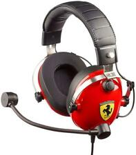 Thrustmaster T-Racing Scuderia Ferrari Edition Gaming Headset PC/PS/Xbox/Switch