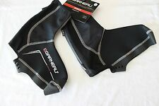 New Louis Garneau Bimax Winter Cycling Shoe Covers Booties Waterproof Medium