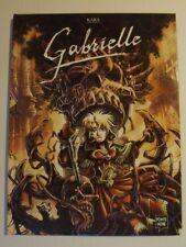 Gabrielle par Kara. éditions Pointe Noire EO