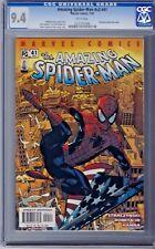 Amazing Spider-man Vol # 2 Issue # 41 CGC 9.4 Marvel