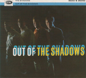 THE SHADOWS - Out Of The Shadows HARD ROCK DIGI