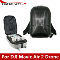 Big Waterproof Carrying Case Backpack Bag Storage Box For DJI Mavic Air 2 Drones