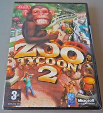 Zoo Tycoon 2: BASE GAME - SEALED , BRAND NEW Devilshly rare