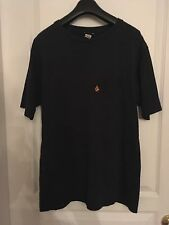 Volcom Pocket T Shirt Blue Medium