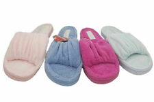 Ladies Slippers Grosby Invisible Support Rouched Slipper Size 5-11 4 Colours NEW