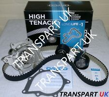FOR LAND ROVER FREELANDER 2 TD4 2.2 DIESEL TIMING BELT WATER PUMP KIT LR032527