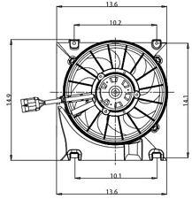 2811402 Cooling Fan