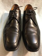 Bruno Magli Ranuncolo Leather Dress Oxford Moccasin Men's Shoes Size 9.5 M
